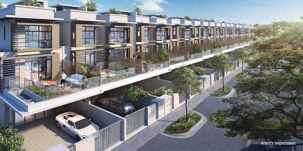 Luxus Hills Landed Homes