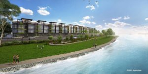Watercove | Seafront Strata Landed